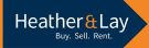 Heather & Lay Property Letting, Falmouth logo
