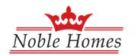 Noble Homes, Castleford branch logo