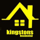 Kingstons, Cardiff branch logo