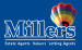 Millers of Hayling, Hayling logo