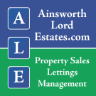 Ainsworth Lord Estates, Covering Blackburn Area branch logo