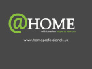 @HOME with Location Property Services, Shirley logo