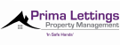 PRIMA LETTINGS PROPERTY MANAGEMENT, Shepton Mallet logo