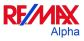 RE/MAX Alpha, London logo