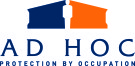 Ad Hoc Property Management ,   branch logo