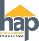 HAP Sales & Lettings, Glasgow branch logo