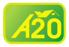 A20 Real Estate, Cambridgeshire  Logo