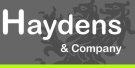 Haydens Town & Country, Hertfordshire branch logo