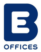 BE Offices, Minories, London branch logo