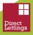 Direct Lettings, Edinburgh logo