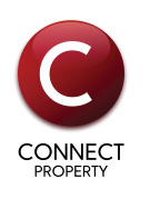 Connect Property, Glasgow logo