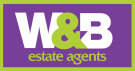 W & B Estate Agents LLP, Halesowen branch logo
