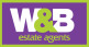 W & B Estate Agents LLP, Halesowen logo