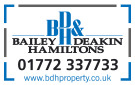 Bailey Deakin & Hamiltons, Preston branch logo
