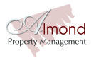 Almond property Management, Essex branch logo