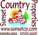 Sunset Country Properties, Archidona logo