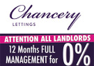 Chancery Lettings, Dunstable branch logo