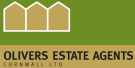 Olivers Estate Agents, Cornwall logo