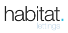 Habitat Lettings, Broseley branch logo