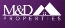 M&D Properties, Cardiff branch logo