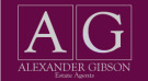 Alexander Gibson Estate Agents, Harrogate branch logo