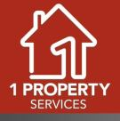 1 Property Services Ltd, Glasgow branch logo