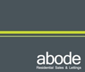 Abode Residential Sales and Lettings, Shackerstone branch logo