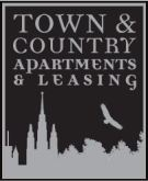 Town & Country Leasing, Aberdeen branch logo
