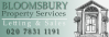 Bloomsbury Property Services, London logo