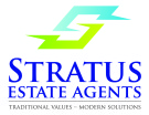 Stratus Estate Agents, Bridgend branch logo