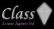 Class Estate Agents, Chandlers Ford logo
