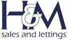 Homes & Mortgages Estate Agents Ltd, Stevenage Old Town logo