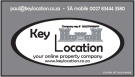 Key Location, Cape Town logo