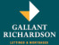 Gallant Richardson, Colchester logo
