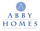 Abby Homes, Canary wharf branch logo