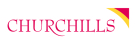 Churchills Estate Agents, Eastleigh branch logo
