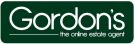 Gordon's The Online Estate Agent, London branch logo