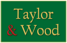 Taylor & Wood Estate Agents, Ashton-Under-Lyne branch logo