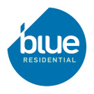 Blue Residential, Guiseley logo