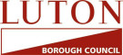 Luton Borough Council, Luton branch logo