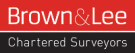 Brown & Lee Chartered Surveyors, Hertfordshire logo