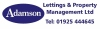 Adamson Lettings & Property Management Ltd , Warrington logo