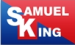 Samuel King, Canning Town logo