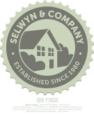 Selwyn & Company Property Agents, London branch logo