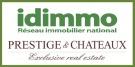 Agence IDIMMO / Prestige et Châteaux, Saint Jean d'Angély logo