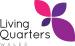 Living Quarters Wales, Tongwynlais logo