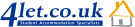 4let.co.uk, Cardiff branch logo