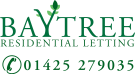 Baytree Residential Letting, Highcliffe branch logo