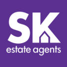 SK Estate Agents, Sheffield logo