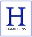 Hamiltons Property Services, Frimley Green logo